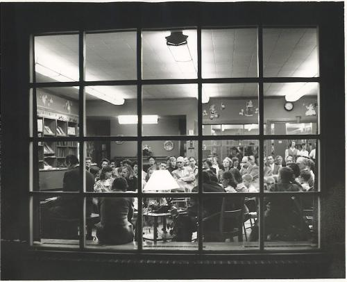 Record Room First Anniversary 1953