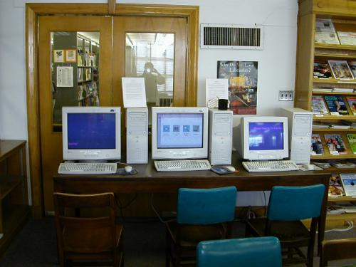 Computers in 1999
