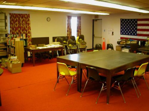 Meeting Room before Remodel