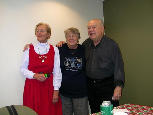 Retirement Party in 2003