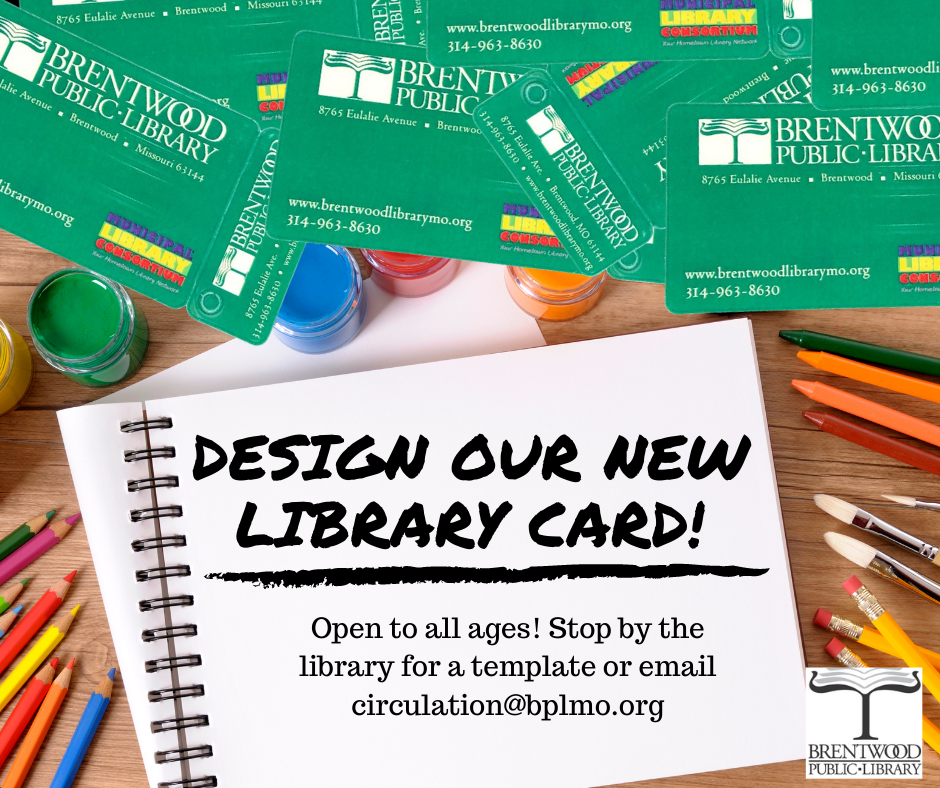 Copy of design our new library card!