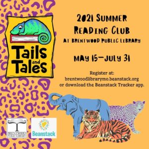 Summer Reading Club begins today! @ Brentwood Public Library