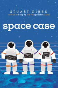Brentwood Bookworms: Space Case by Stuart Gibbs @ Brentwood Public Library