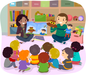 Baby and Toddler Storytime @ Brentwood Public Library